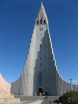 Reykjavik's-church